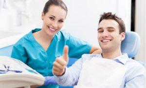 get free dental exam